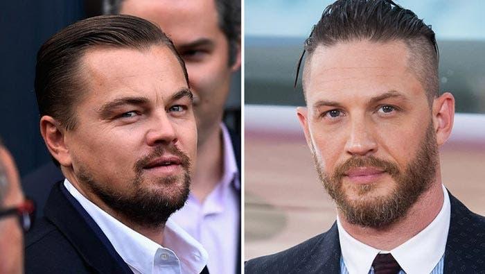 Tom Hardy y Leonardo DiCaprio
