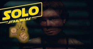 Los dados en Han Solo: Una historia de Star Wars (Solo: A Star Wars Story)