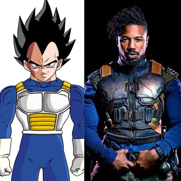 El homenaje a Dragon Ball Z y Dragon Ball Super en Black Panther