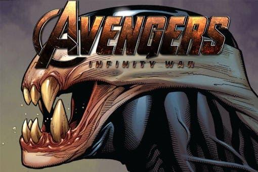 Outriders en Vengadores: Infinity War