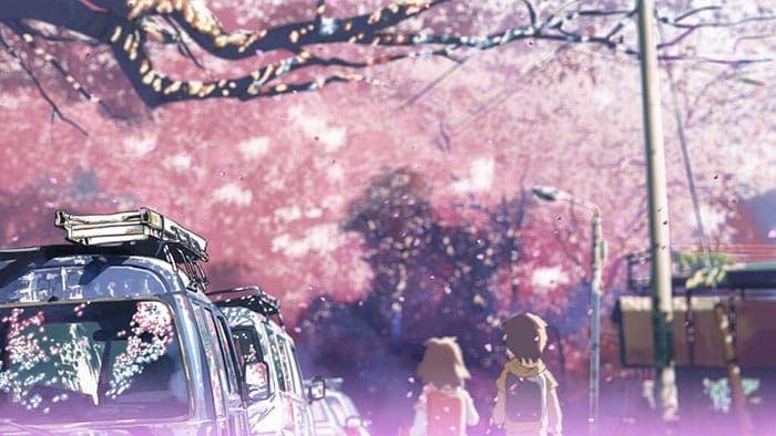 La novela de 5 centímetros por segundo (Makoto Shinkai 'Your name')