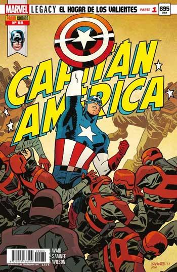 Capitán América: El hogar de los valientes