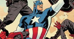 Comic Panini Marvel Legacy. El hogar de los valientes. Parte 1. Grapa. Capitan América nº 89