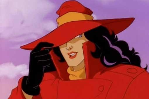 Gina Rodriguez Carmen Sandiego
