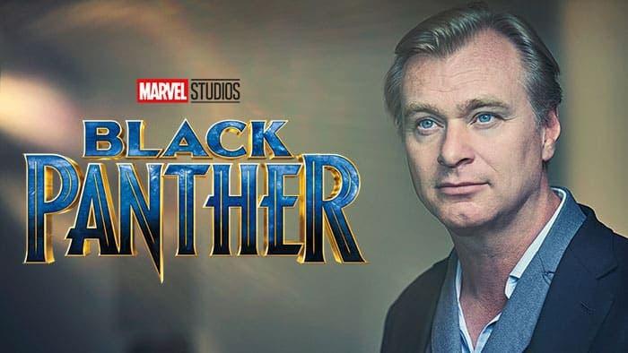"""Christopher Nolan: """"Black Panther va a ser nominada a Mejor Película en los Oscars 2019"""""""