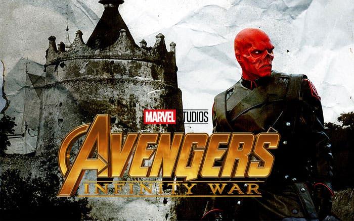 Cráneo Rojo seguirá vivo en Vengadores: Infinity War