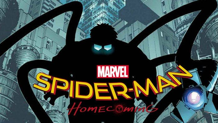 Doctor Octopus podría ser el villano de Spider-Man: Homecoming 2