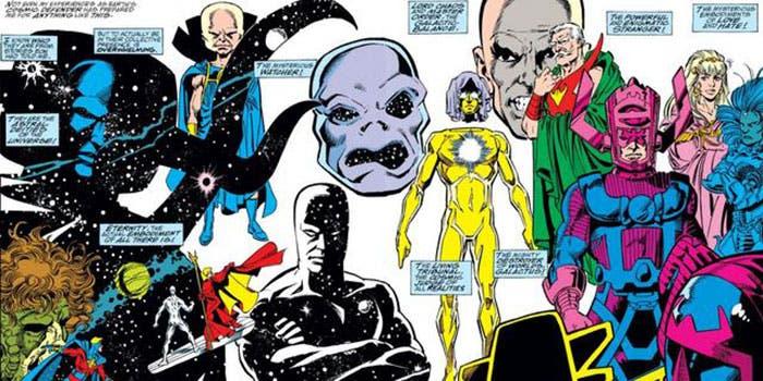 El Panteón Cósmico | 12 increíbles escenas que queremos ver en Vengadores: Infinity War