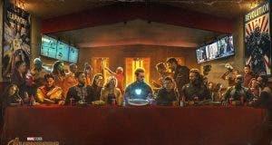 El último shawarma en Vengadores: Infinity War