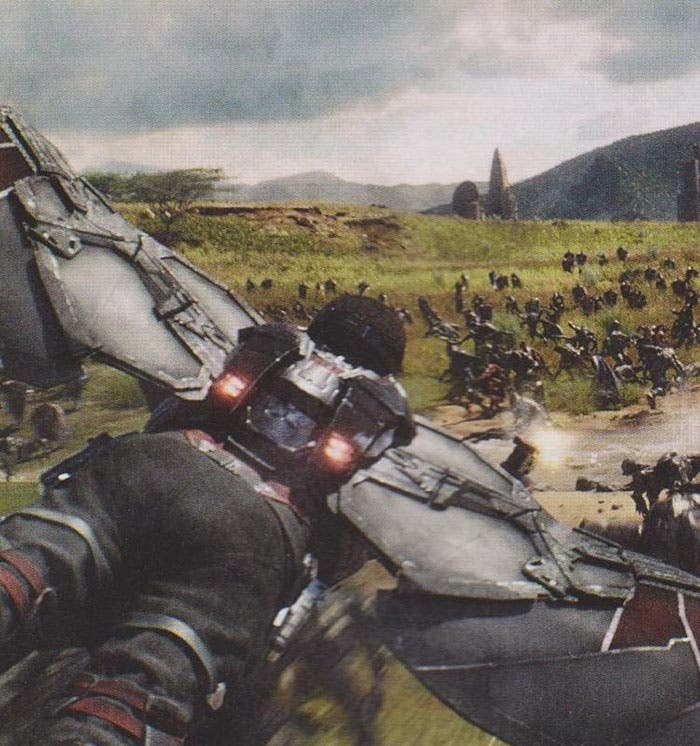 11 nuevas imágenes exclusivas de Vengadores: Infinity War