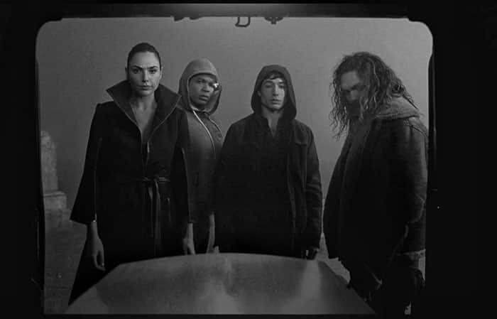 """Escena eliminada de la Liga de la Justicia (2017) muy """"creepy"""""""