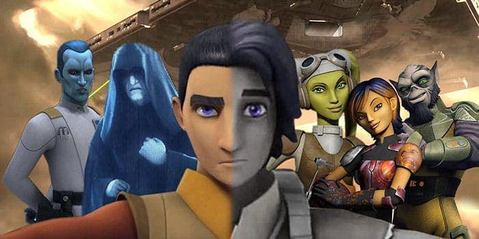 Explicación del final de Star Wars Rebels