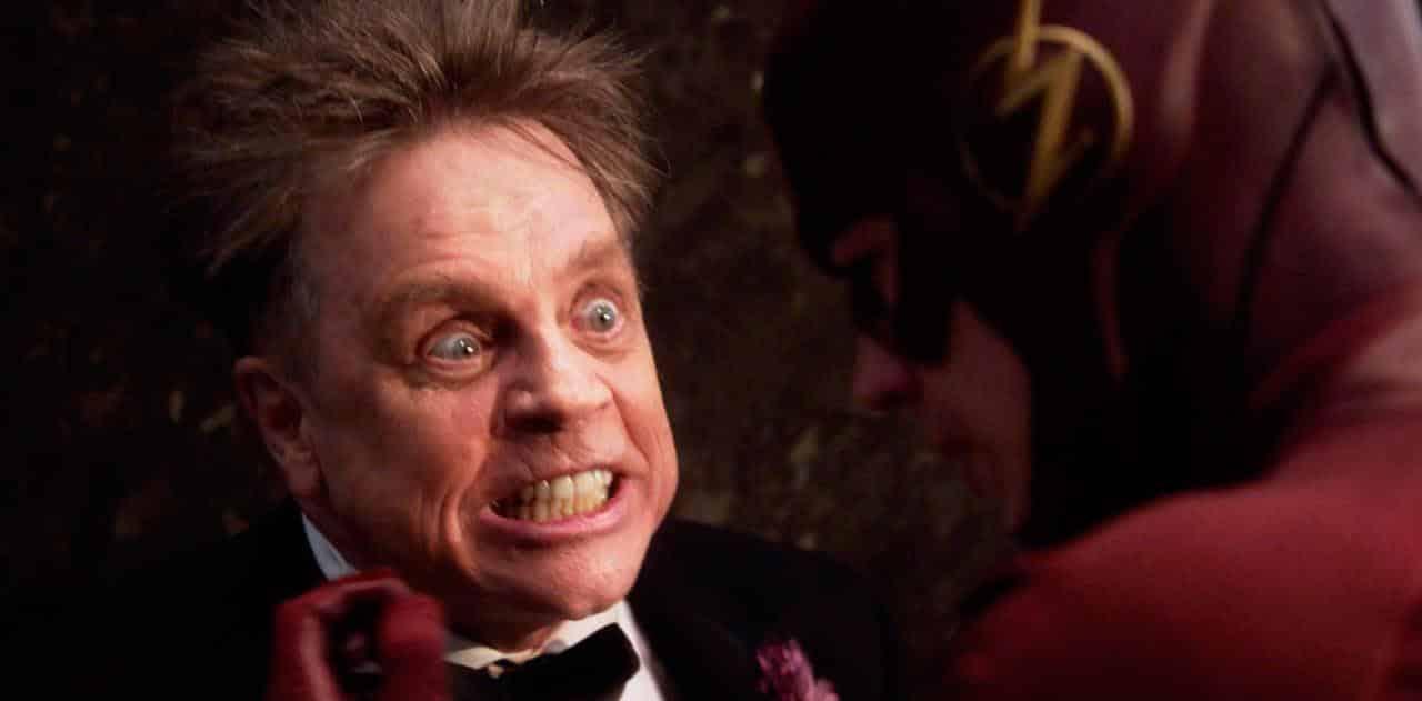 Mark Hamill como Tricksters en The flash
