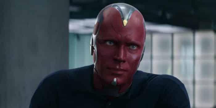 Gema de la Mente en Vengadores: Infinity War