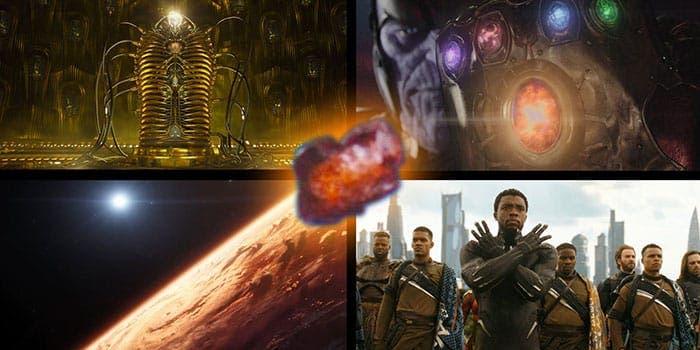 Gema del Alma en Vengadores: Infinity War (2018)