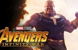 Nuevo tráiler de Vengadores: Infinity War