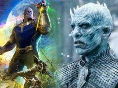 Vengadores: Infinity War - Juego de Tronos