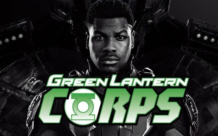 John Boyega podría ser John Stewart en Green Lantern Corps