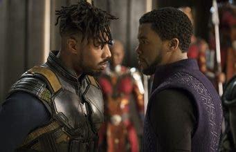 ¿Killmonger es un villano en Black Panther?