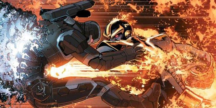 La muerte de Máquina de Guerra | 12 increíbles escenas que queremos ver en Vengadores: Infinity War