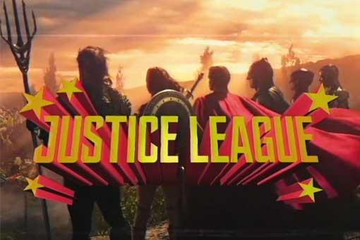 Liga de la justicia Retro