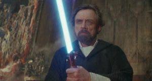 La escena que Mark Hamill (Luke Skywalker) improvisó en Star Wars: Los Últimos Jedi