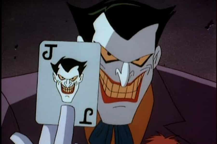 Mark Hamill es Joker en Batman The animated series
