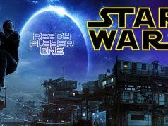 La polémica entre Ready Player One (Steven Spielberg) y Star Wars