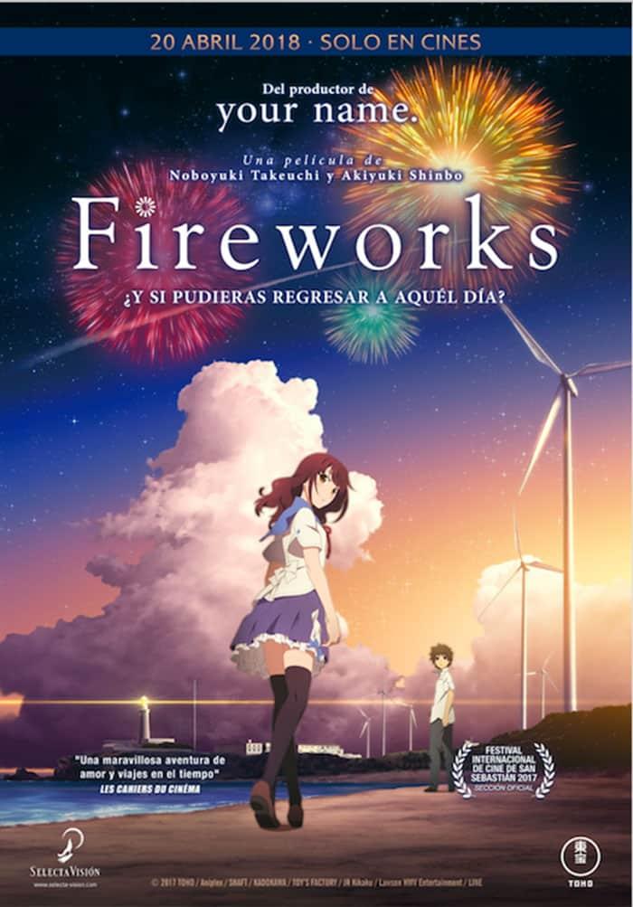 Póster de Fireworks