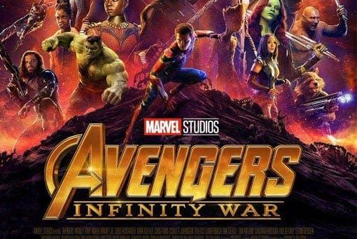 banda sonora de Vengadores: Infinity War (2018)