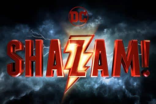 Póster oficial de Shazam (DC Comics)