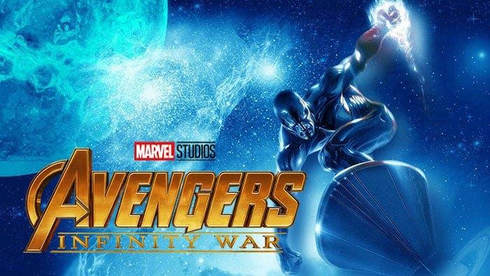 ¿Iba a incluir Marvel Studios a Silver Surfer en Vengadores: Infinity War?