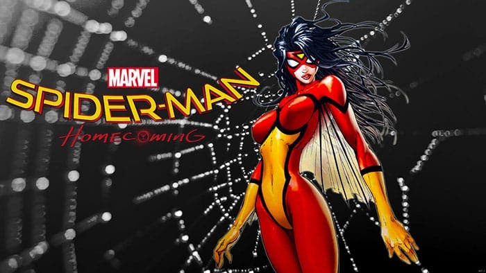 Spider-Woman podría salir en Spider-Man: Homecoming 2