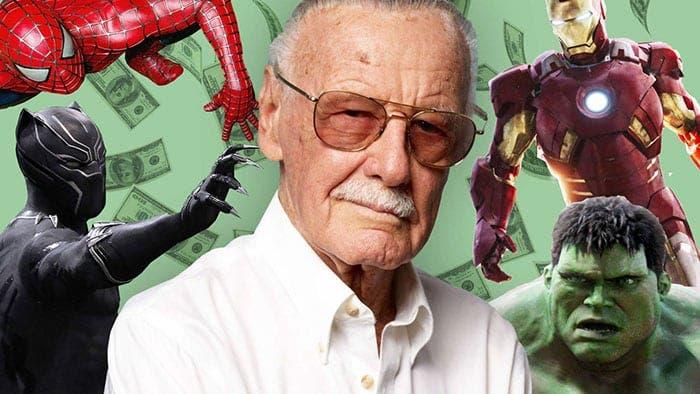 Los cuidadores de Stan Lee están robando al creador de Marvel