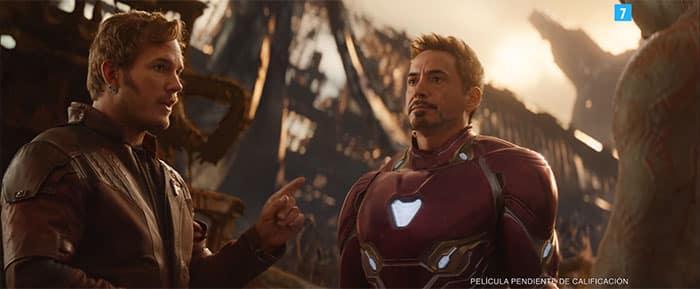 Iron Man | 16 personajes confirmados ya en Vengadores 4