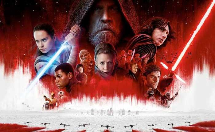 Star Wars: Los últimos Jedi Netflix