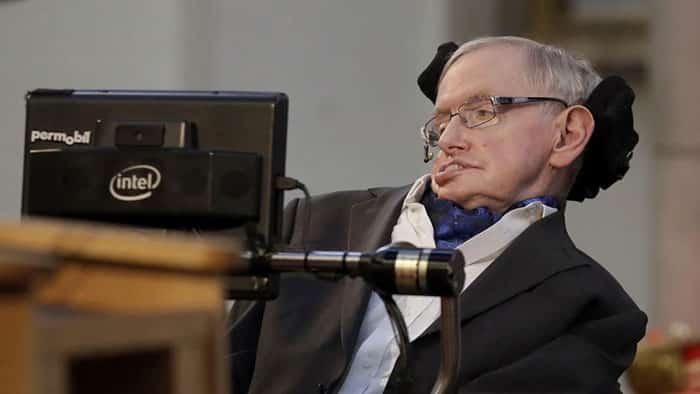 La muerte de Stephen Hawking sacude Hollywood