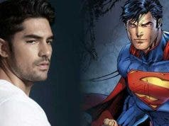 DJ Cotrona como Superman en la cancelada Justice League Mortal