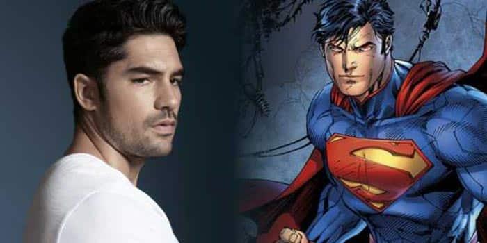 DJ Cotrona como Superman en la cancelada Justice League Mortal