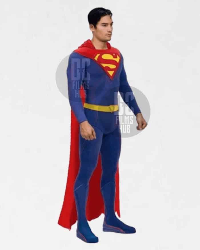 Así iba a ser el Superman de George Miller antes de Henry Cavill