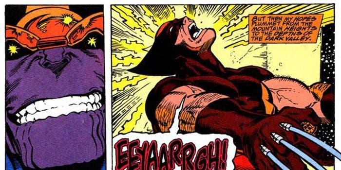 Thanos derrite a Lobezno | 12 increíbles escenas que queremos ver en Vengadores: Infinity War