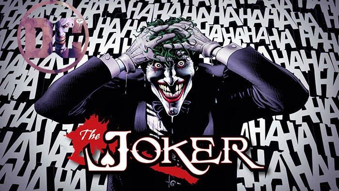 The Joker podría ser una adaptación de La Broma Asesina