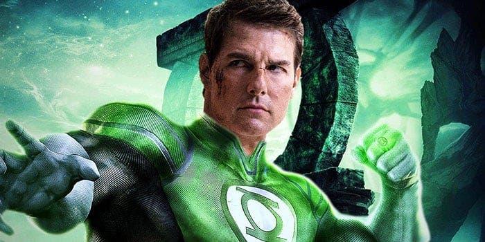 Tom Cruise, a punto de firmar como protagonista de Green Lantern Corps