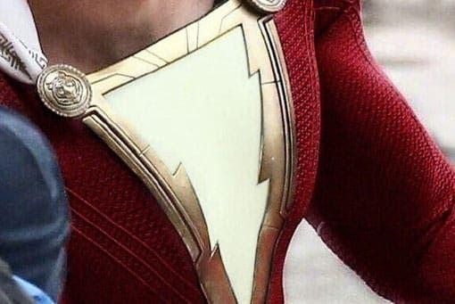 Zachary Levi como Shazam (DC Extended Universe)