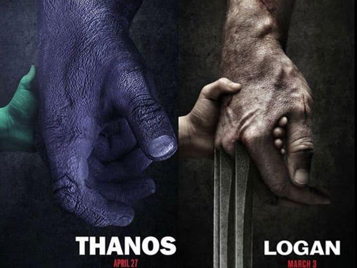La conexión entre Vengadores: Infinity War y Logan