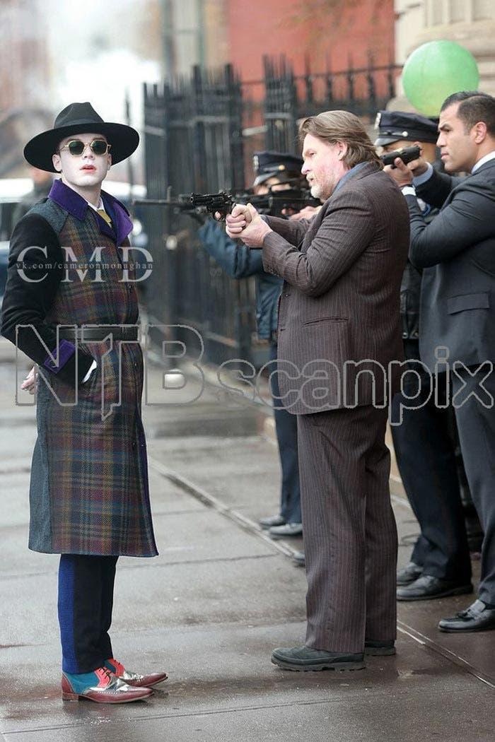 Se filtran las primeras imágenes del verdadero Joker en Gotham (DC Comics)