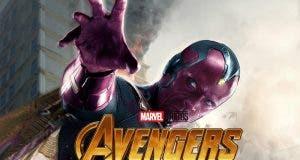 vision superpoder vengadores: infinity war