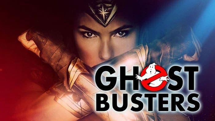 Una de las Cazafantasmas podría ser Cheetah en Wonder Woman 2