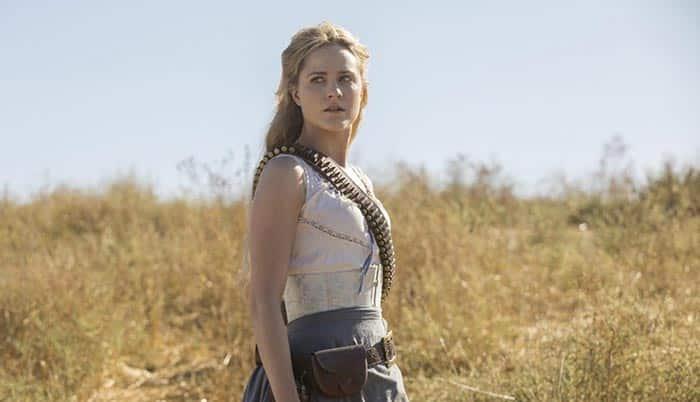 Imagen del primer episodio de la 2ª temporada de Westworld (HBO)