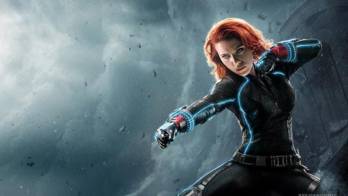 Scarlett Johansson iguala el sueldo de compañeros de Marvel